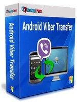 Exclusive Backuptrans Android Viber Transfer (Family Edition) Coupons