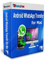 Backuptrans Android WhatsApp Transfer for Mac(Family Edition) Coupons