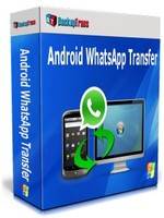 BackupTrans Backuptrans Android WhatsApp Transfer(Personal Edition) Coupon Sale