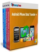 Backuptrans Android iPhone Data Transfer + (Family Edition) Coupon