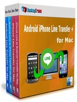Backuptrans Android iPhone Line Transfer + for Mac (Personal Edition) Coupon Discount