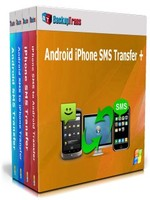 Backuptrans Android iPhone SMS Transfer + (Family Edition) Coupon