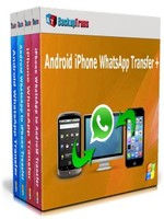 Amazing Backuptrans Android iPhone WhatsApp Transfer +(Family Edition) Coupon Code