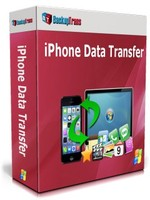 Backuptrans iPhone Data Transfer (Family Edition) – Exclusive Discount