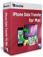 Backuptrans iPhone Data Transfer for Mac (Family Edition) Coupon