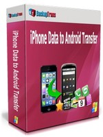 BackupTrans Backuptrans iPhone Data to Android Transfer (Business Edition) Coupon Sale