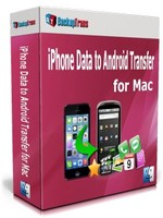 BackupTrans Backuptrans iPhone Data to Android Transfer for Mac (Personal Edition) Coupon