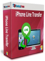 Backuptrans iPhone Line Transfer (Family Edition) Coupon