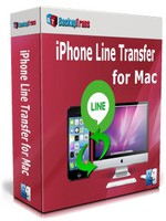 Backuptrans iPhone Line Transfer for Mac (Business Edition) Coupon