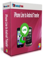 Backuptrans iPhone Line to Android Transfer (Family Edition) Coupon