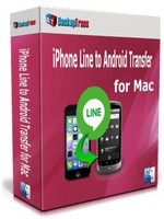 BackupTrans Backuptrans iPhone Line to Android Transfer for Mac (Family Edition) Coupons