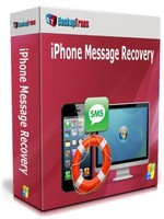 Backuptrans iPhone Message Recovery (Personal Edition) Coupon
