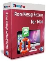 Backuptrans iPhone Message Recovery for Mac (Family Edition) Coupon