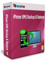 Backuptrans iPhone SMS Backup & Restore (Personal Edition) Coupon Code