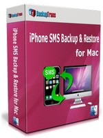 Backuptrans iPhone SMS Backup & Restore for Mac (Personal Edition) Coupon