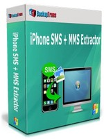 Backuptrans iPhone SMS + MMS Extractor (Personal Edition) Coupon