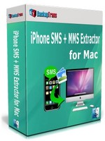Backuptrans iPhone SMS + MMS Extractor for Mac (Personal Edition) Coupon