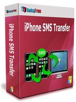Backuptrans iPhone SMS Transfer (Family Edition) Coupon