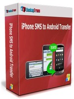 Backuptrans iPhone SMS to Android Transfer (Family Edition) Coupon