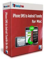 Backuptrans iPhone SMS to Android Transfer for Mac (Family Edition) Coupon Code