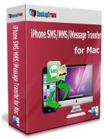 Backuptrans iPhone SMS/MMS/iMessage Transfer for Mac (Personal Edition) Coupon