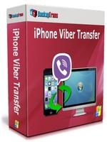 Backuptrans iPhone Viber Transfer (Family Edition) Coupon