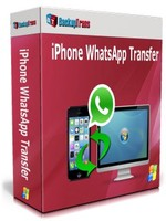 Backuptrans iPhone WhatsApp Transfer (Business Edition) Coupon
