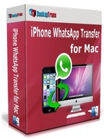 Backuptrans iPhone WhatsApp Transfer for Mac (Personal Edition) Coupon