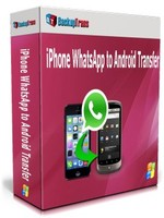 Backuptrans iPhone WhatsApp to Android Transfer(Business Edition) Coupon