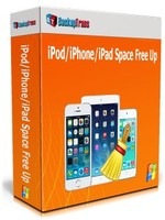 Backuptrans iPod/iPhone/iPad Space Free Up (Family Edition) Coupon