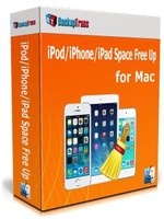 Backuptrans iPod/iPhone/iPad Space Free Up for Mac (Personal Edition) Coupon