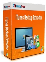 Backuptrans iTunes Backup Extractor (Personal Edition) Coupon