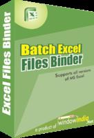 Batch Excel Files Binder Coupon