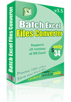 Batch Excel Files Converter – Exclusive Coupon