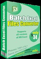 Batch Excel Files Converter Coupon Code