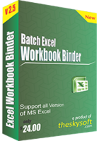 15% – Batch Excel Workbook Binder