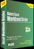 15% – Batch Excel Workbook Binder