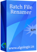Batch File Renamer (5 Years License) Coupon