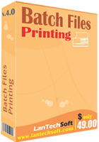 Special Batch Files Printing Coupon Code