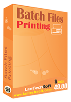 15 Percent – Batch Files Printing