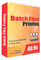 15% Batch Files Printing Coupon Code