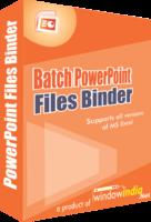 Premium Batch PowerPoint Files Binder Discount