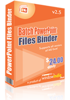 Window India – Batch PowerPoint Files Binder Sale