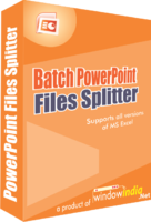 Batch PowerPoint Files Splitter Coupon