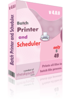 15% Off Batch Printer and Scheduler Coupon Code