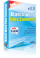 Exclusive Batch Word Files Converter Coupon Sale
