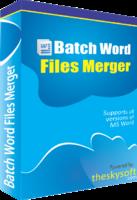 Batch Word Files Merger Coupon