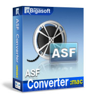 Bigasoft ASF Converter for Mac Coupon Code – 30%