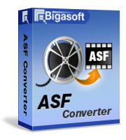 Bigasoft ASF Converter Coupon Code – 30%