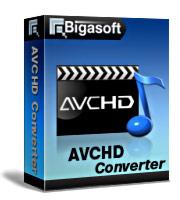 Bigasoft AVCHD Converter Coupon Code – 5%